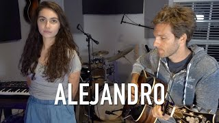 Acoustic cover of alejandro by lady gaga with @sean daniel! what an absolute bop like our new song julianna!go listen to the song: https://bit.ly/juliann...