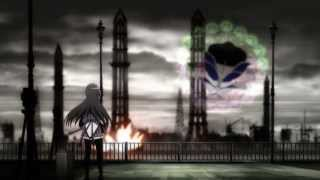 Puella Magi Madoka Magica Movie - Witch Walpurgis Night vs Homura (Part 1)