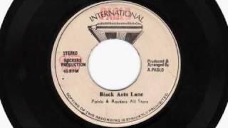 (1977) Augustus Pablo: Black Ants Lane (Reverse Disco)