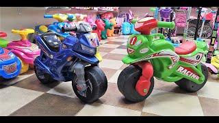 Какой детский мотоцикл лучше? ОРИОН VS DOLONI