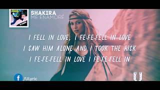 Shakira Me Enamoré English Lyrics
