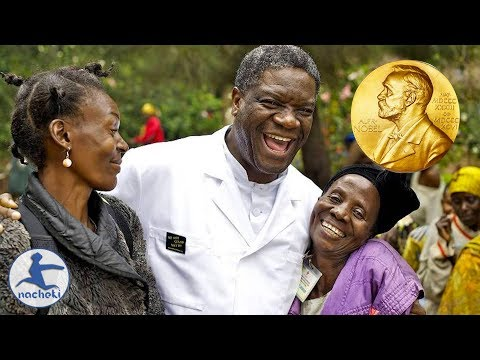 2018 Nobel Peace Prize is Awarded to African Congolese Dr Mukwege