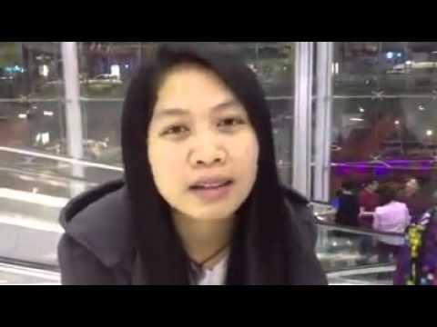 เรียนต่อต่างประเทศ สัมภาษณ์น้องเชอรี่กับน้องกุ๊กกิ๊ก