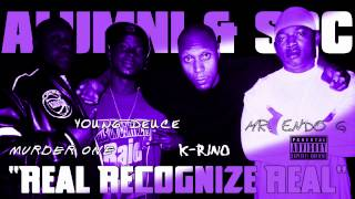 Young Deuce, Murder One, Mr. Endo G, & K-Rino - Real Recognize Real (Screwed & Chopped)