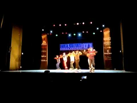 Will Funk For Food @ Helsinki Dance Delight vol. 1