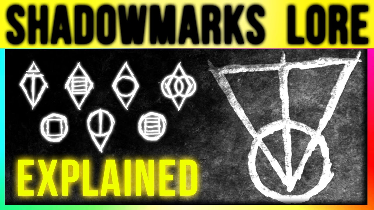 9227d22b6695 Skyrim Lore  9 SECRET Hidden SHADOWMARKS Explained (Chest Loot Locations  Special Edition Thief Guide - YouTube
