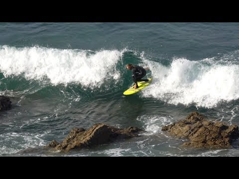 Surfing WEIRD Waves PROS having fun & more - RAW BEEFS Ep. 6