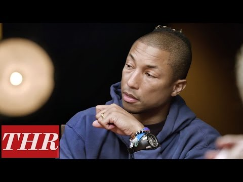 Pharrell Williams on Songwriting for 'Hidden Figures', Letting Go of The Ego | Close Up With THR