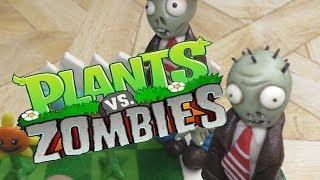 растения против зомби D.I.Y