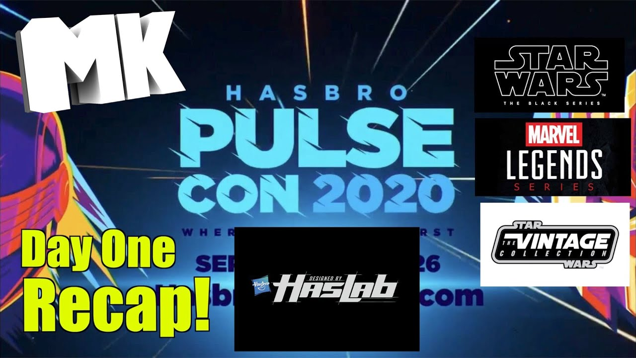 Hasbro Pulse Con Day One
