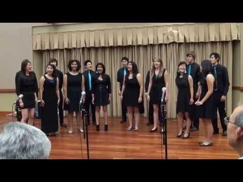 Disney Medley - Overflow A Cappella (2014)