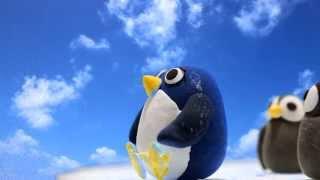 地球温暖化が進むとペンギンたちはどうなるのでしょうか・・・