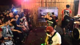 REVENGE THE FATE - Darah Serigala Live in Gedung Ramanda DEPOK