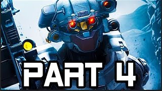 Halo 5 Gameplay Walkthrough Part 4 - Prowler Escape FULL GAME!! (Halo 5 Guardians Campaign Gameplay)