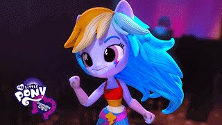 MLP: Equestria Girls Minis Australia - 'Dance Off!' Episode 6
