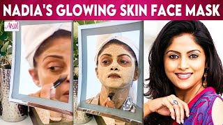 Multani Mitti Face Pack – Nadiya | Oil & Dry Clean Skin|Tamil Actress, Aval Glitz