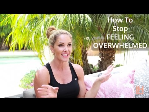 3 Tips for when you are Feeling Overwhelmed