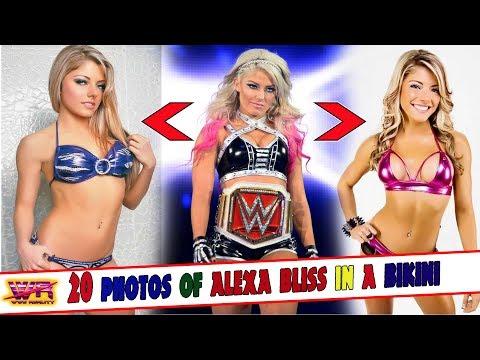20 Photos Of wwe Diva Alexa Bliss In A Bikini thumbnail
