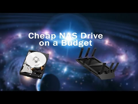 Cheap Nas Drive On A Budget