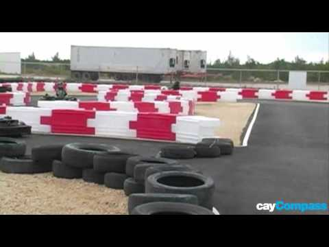 Racing in Cayman