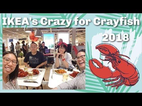 Vlog | IKEA Crayfish Party 2018