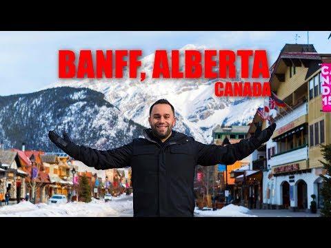 AXR - Banff, Alberta / Canada 2017