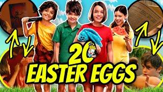 20 Easter Eggs em TURMA DA MÔNICA LAÇOS | Igor Saringer