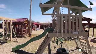 Lot Of Faith Outdoor Structures -  Playsets