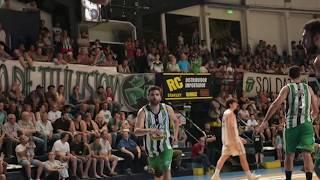 Juego #4 Final Clausura 2018: Naposta - Villa Mitre