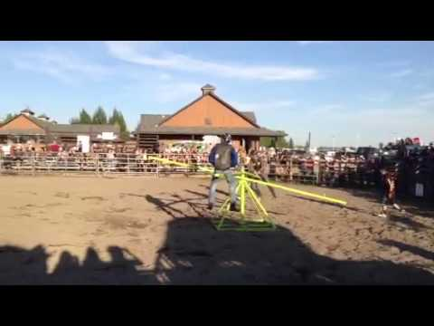 Toro Totter  - 2013 Catherine Pearson Rodeo