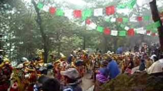Fiesta de Guadalupe, San Antonio Huista, Huehuetenango