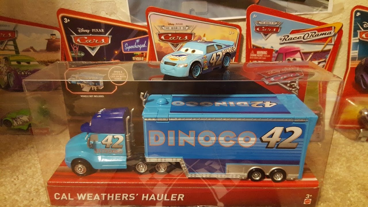 Cal Weathers Cars  Diecast