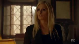 American Crime Story, Versace 2x09- Donatella talks with Antonio (HQ)
