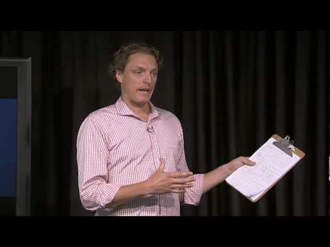 TEDxPennQuarter - Julian Mulvey - Reinventing the Political Campaign