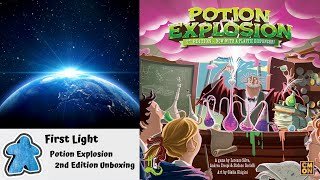 First Light - Potion Explosion 2nd Edition Unboxing