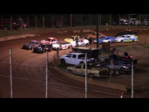Winder Barrow Speedway Stock 4 Cylinders B's Feature Race 8/24/19