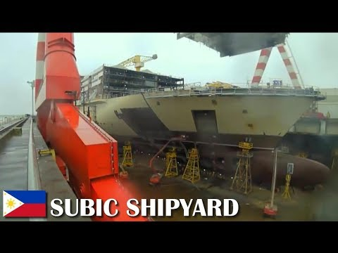 What the Philippines Will Do to Save the Subic Shipyard from Chinese Takeover ?