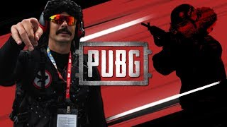 DrDisrespect with the AMAZING CLUTCH [PUBG]