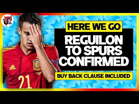 HERE WE GO: Reguilon to Spurs NOT Man Utd Romano Confirms