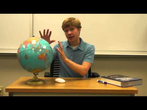 World Geography: Chapter 1 Introduction