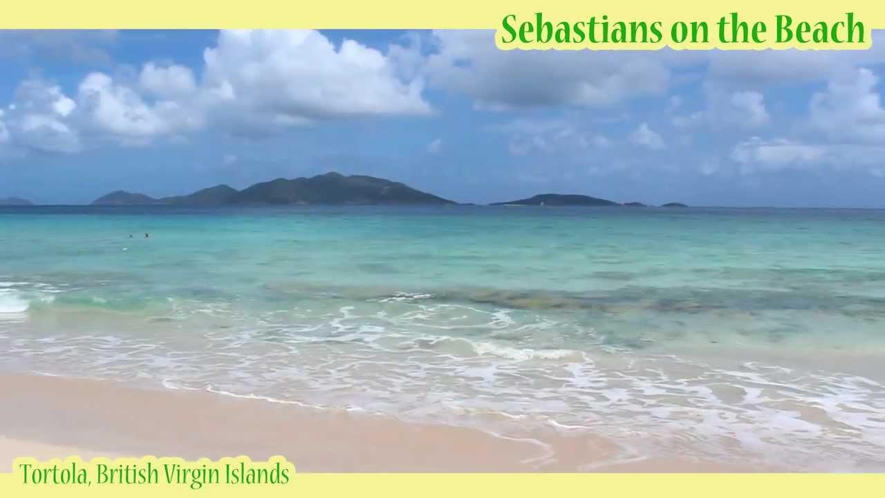 Sebastians On The Beach British Virgin Islands Tortola