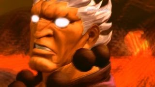 Street Fighter 4 IV Akuma Gameplay Playthrough