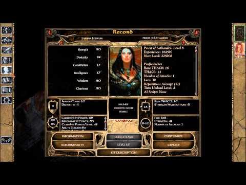 Baldur's Gate II Enhanced Edition Opening Intro |
