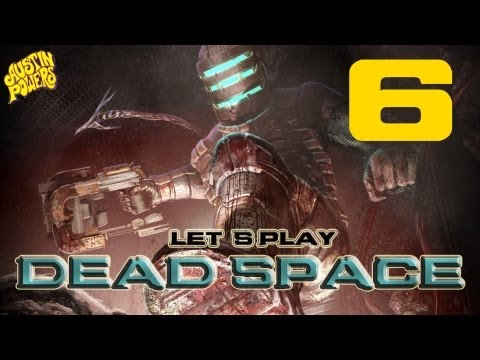 Dead Space-серия 6 [Центрифуга и ОГРОМНЫЕ ЩУПАЛЬЦА!]