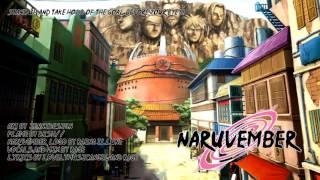 【Naruvember】Flame (Naruto Shippuuden) Full English Fandub【Rage】