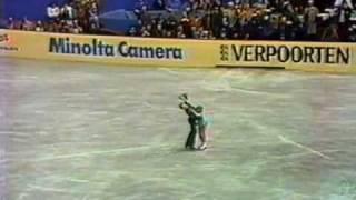 Torvill & Dean (GBR) - 1980 Worlds, Ice Dancing, Free Dance