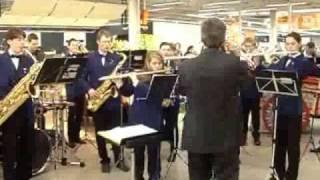 Jungmusik KRT 25-11-2009 (Migros Parkside / ohne Krimi geht die Mimi nie ins Bett...)