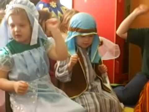 Caylen Christmas carols,Little donkey