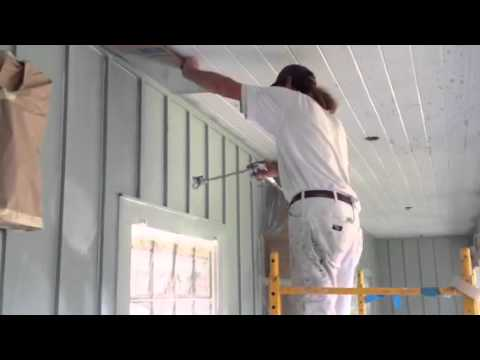 Exterior House Painting Sherwin Williams A100 Youtube
