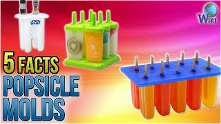 Popsicle Molds: 5 Fast Facts